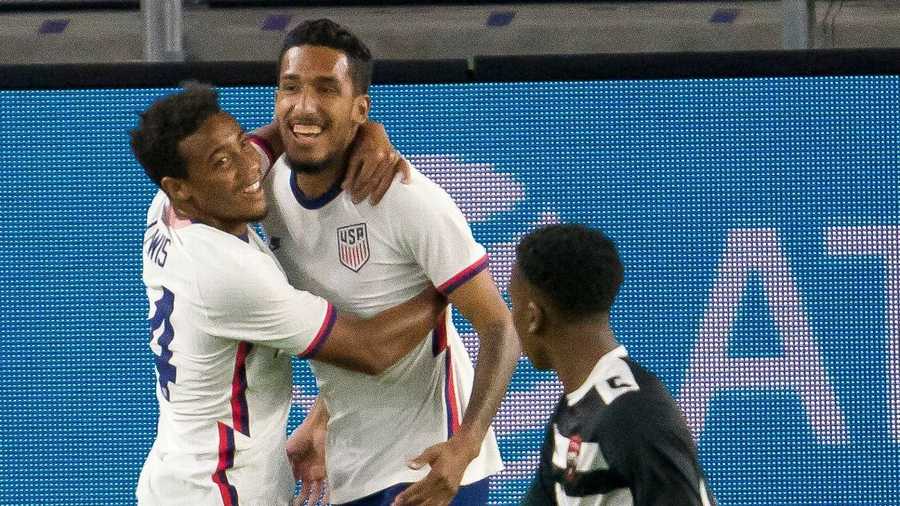Jesus Ferreira repays Gregg Berhalter's faith as USMNT begins 2021 brightly – ESPN