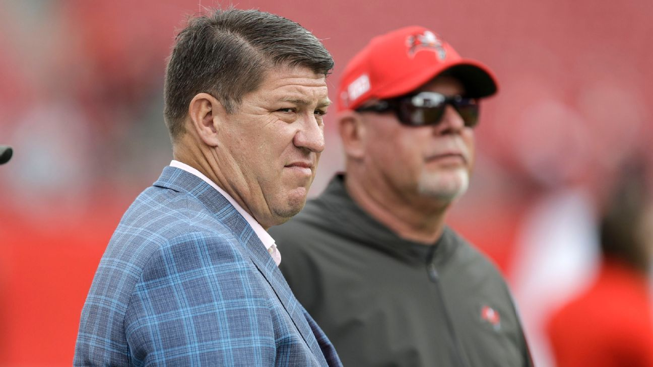 From hot seat to Super Bowl – How GM Jason Licht built the Tampa Bay Buccaneers – ESPN