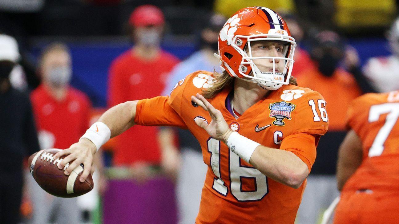 NFL draft 2021 prospect Trevor Lawrence pro day - Todd McShay's big takeaways - ESPN