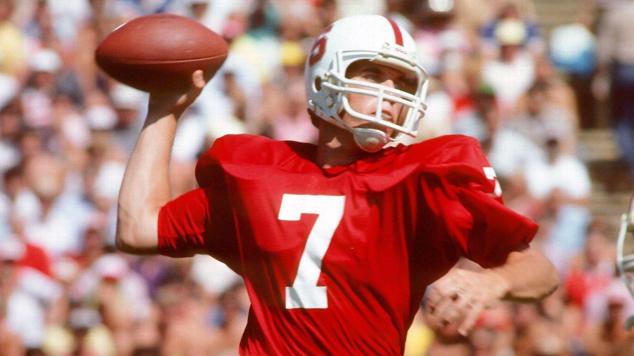 Mel Kiper's highest-graded quarterbacks ever for the NFL draft: John Elway ranks first since 1979, Trevor Lawrence makes the top 10 - ESPN