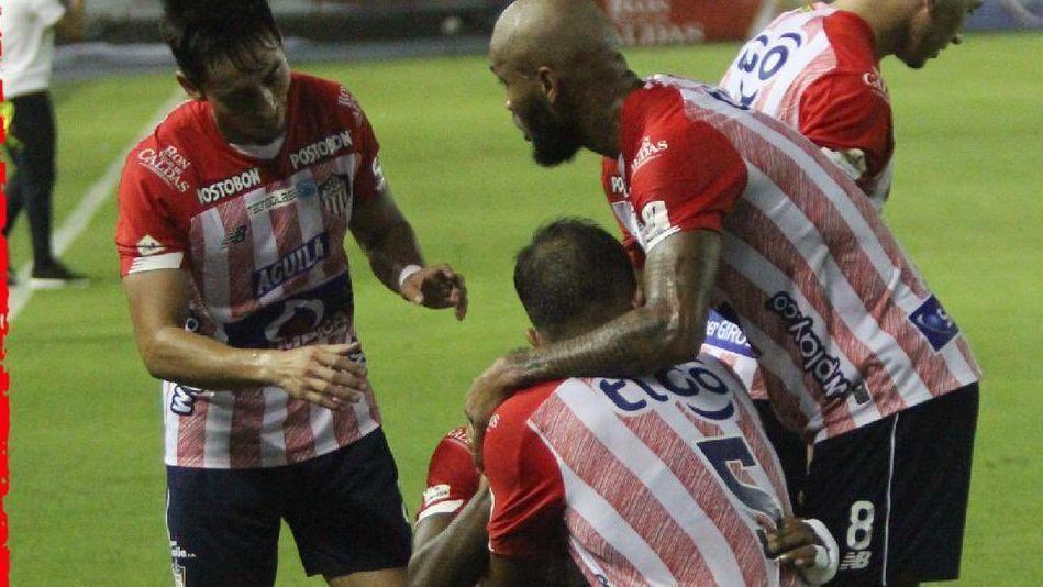 Atlético Junior vs. Millonarios - Reporte del Partido - 23 febrero, 2021 - ESPN