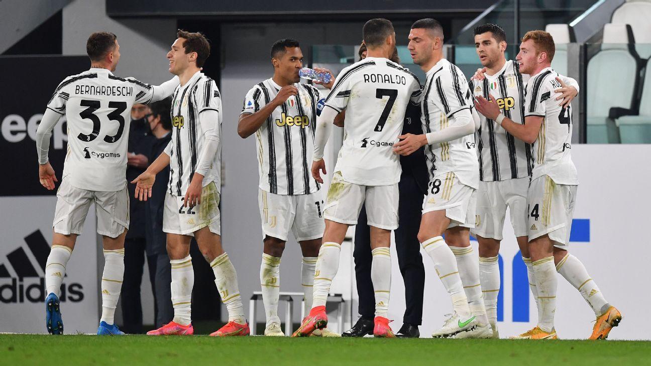 Juventus vs. Spezia - Football Match Report - March 2, 2021 - ESPN