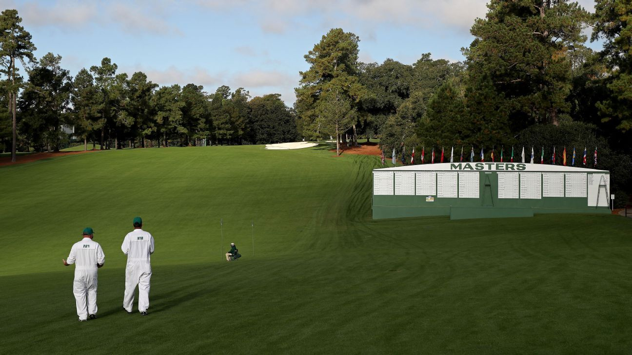 Masters 2021 Tournament News Tee Times Schedule Coverage And Analysis