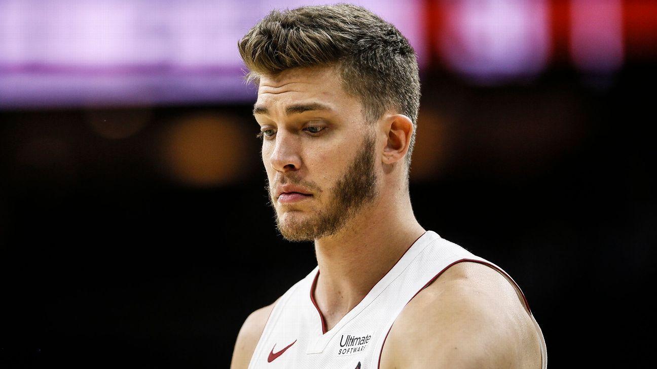 Miami Heat coach Erik Spoelstra says Meyers Leonard's use of anti-Semitic slur 'distasteful and hurtful' - ESPN