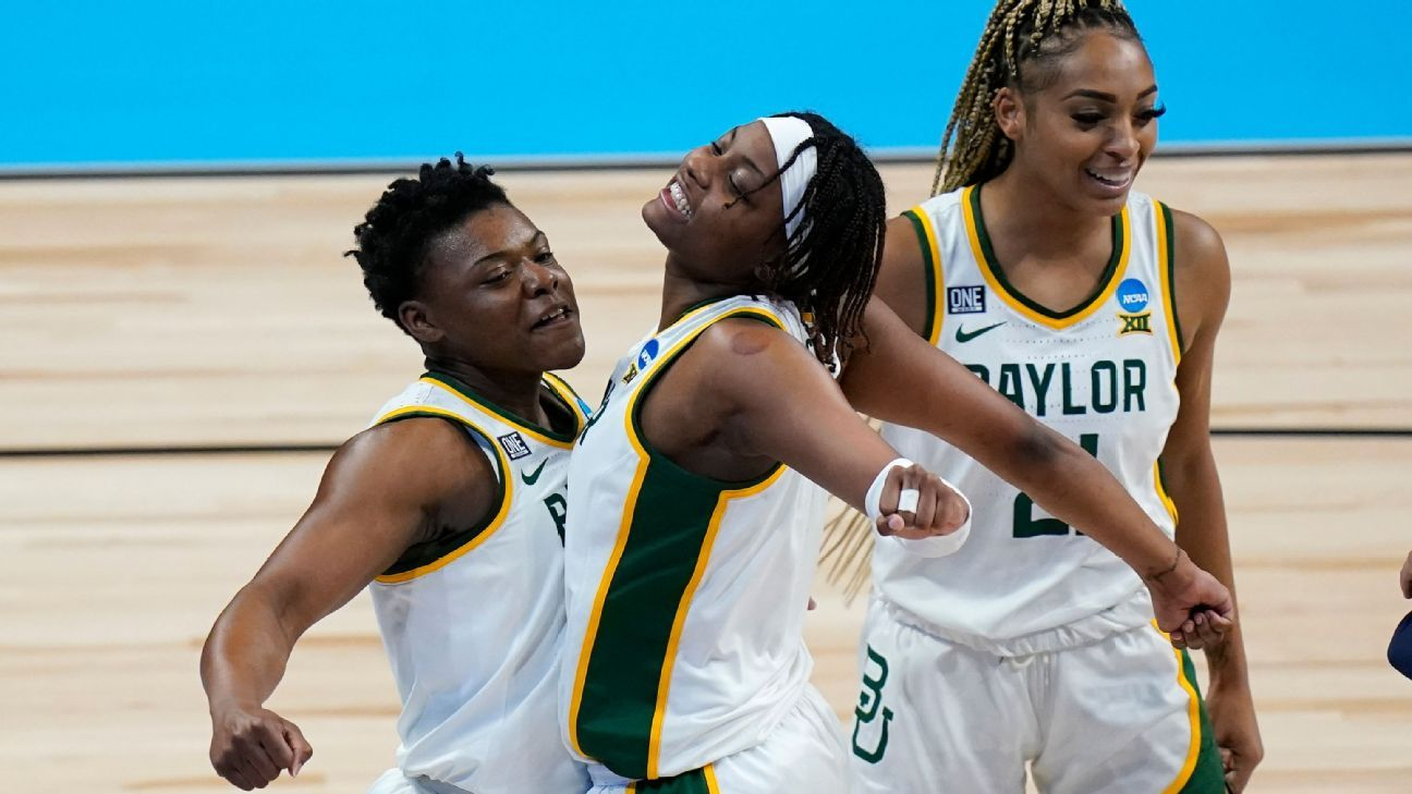 Baylor women's hoops drops 'Lady' from team name, to be known as Bears
