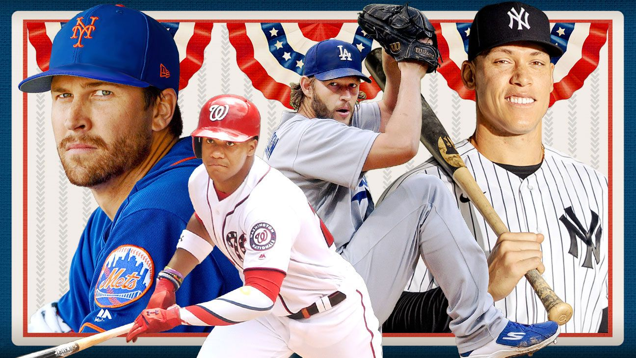 One Opening Day, all 30 teams: What we're watching in every single matchup thumbnail