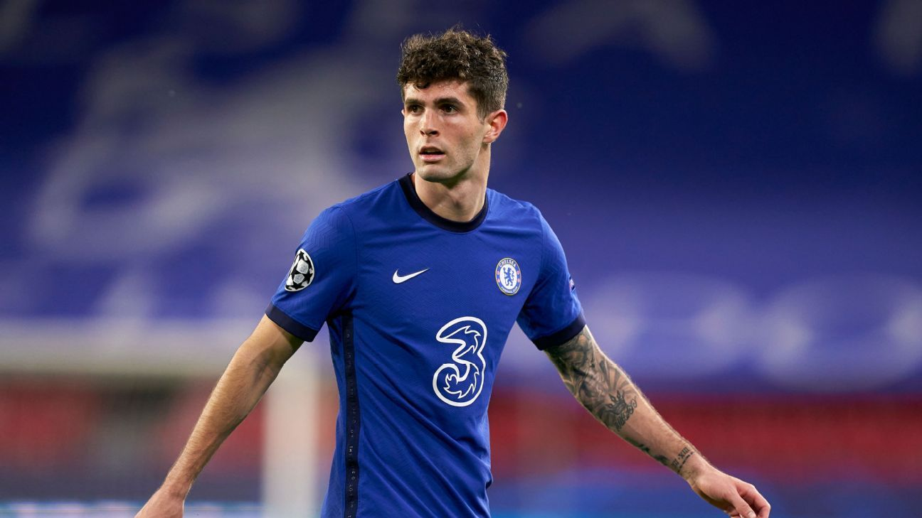 Pulisic 8/10 as Chelsea holds off Porto to reach UCL semis thumbnail