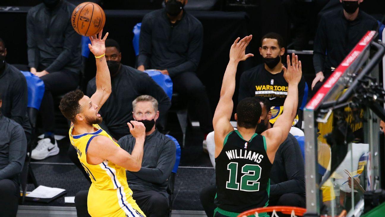 Curry scores 47, matches Kobe with torrid streak thumbnail