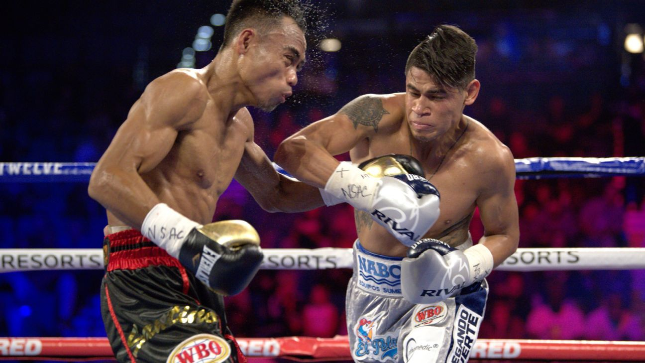 Ringside Seat: Navarrete to be tested by Diaz, Berlanga looking to extend KO streak thumbnail
