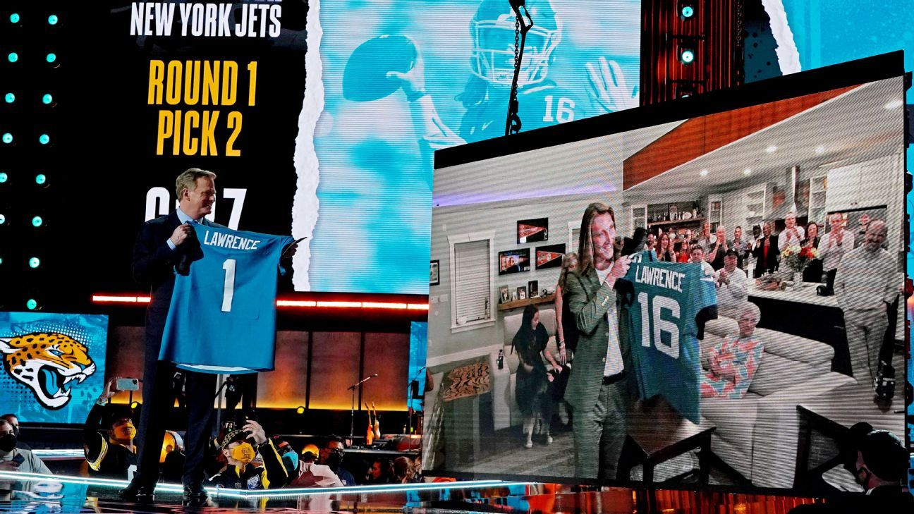 2021 NFL draft – Pros and cons for every first-round pick – ESPN
