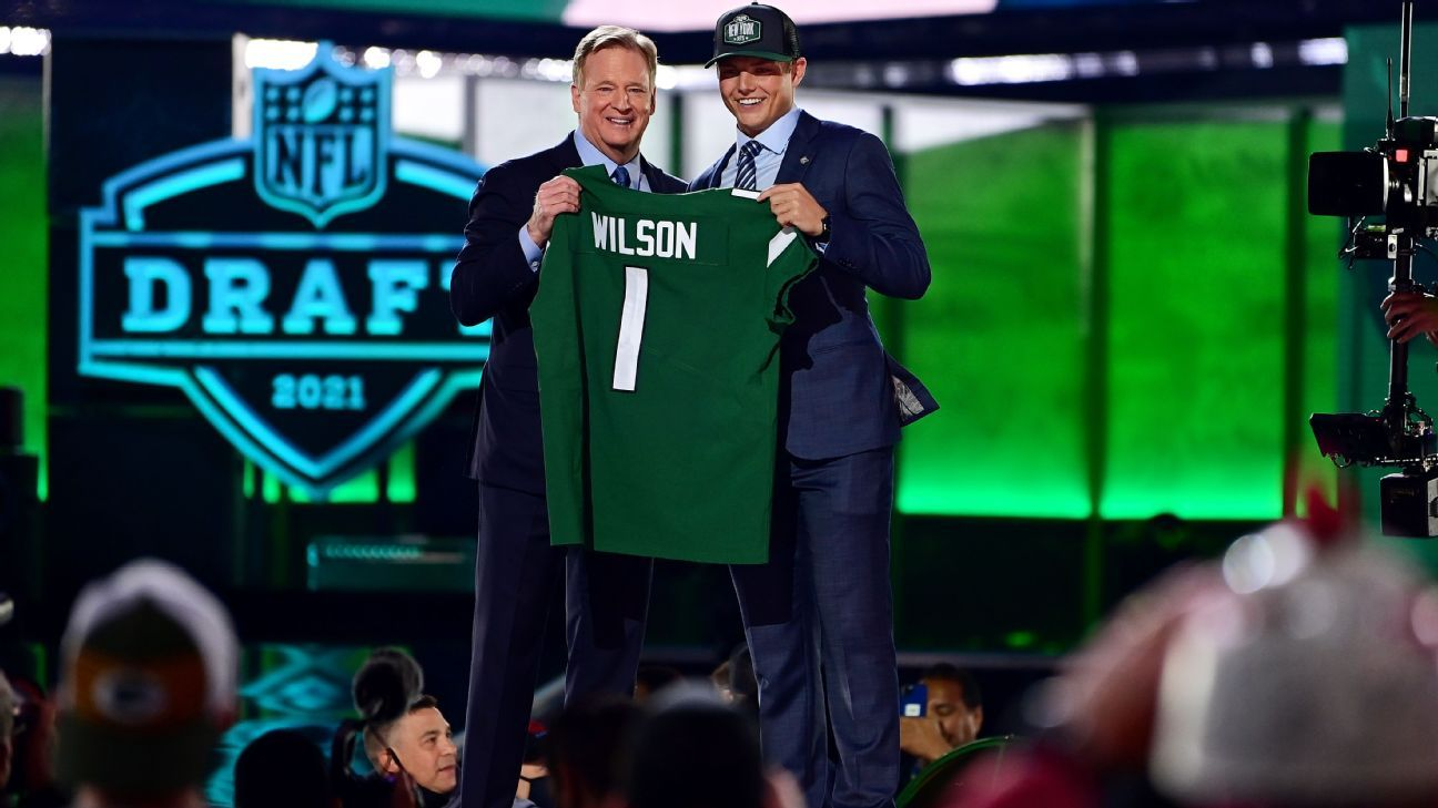 NFL draft 2021 takeaways – The QB rush continues plus lingering questions and top surprises – ESPN