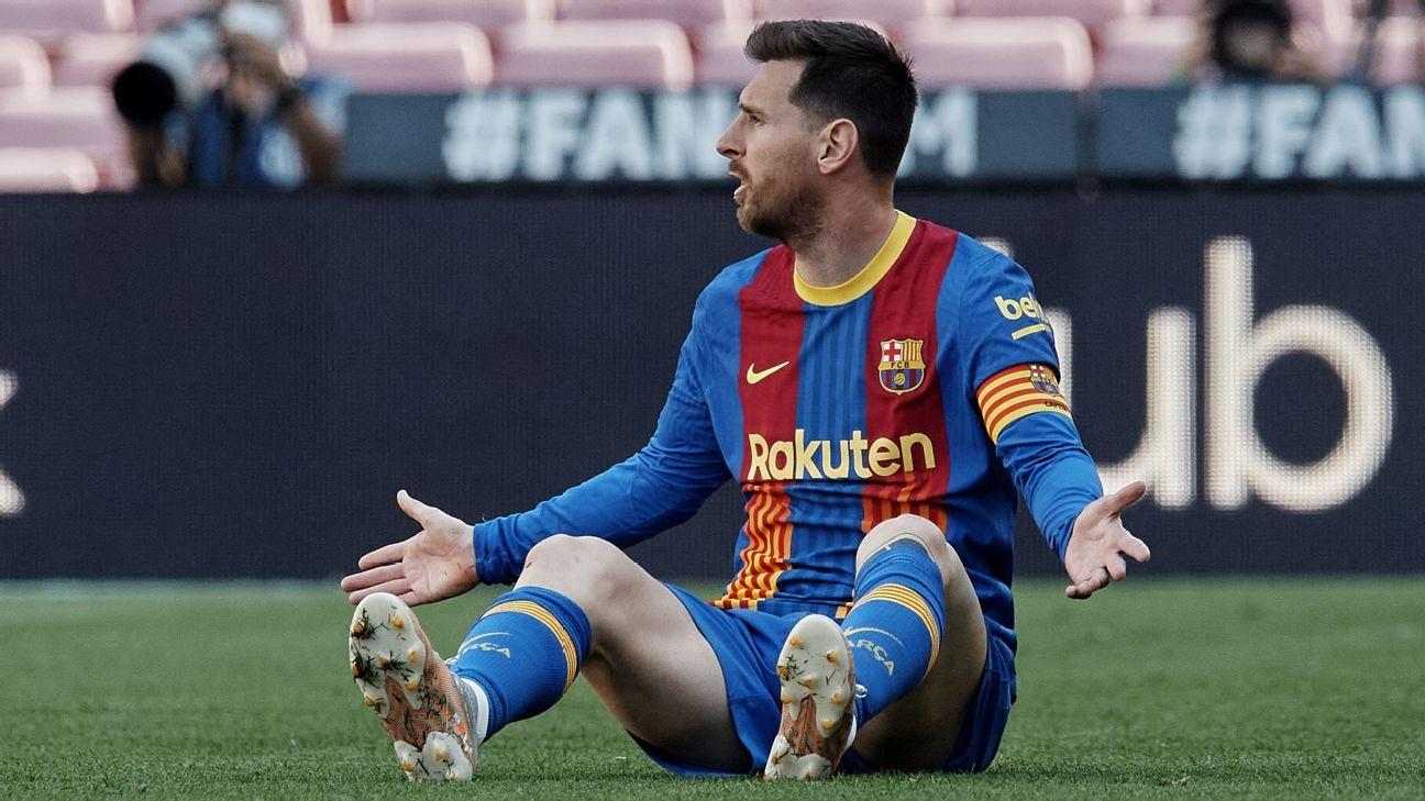 Messi 7/10, Griezmann 5/10 as Barca fails to boost title hopes