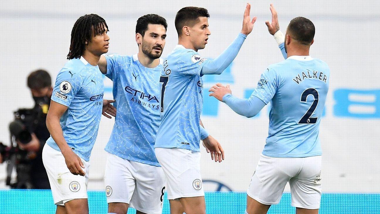 Newcastle United vs. Manchester City - Reporte del Partido - 14 mayo, 2021 - ESPN