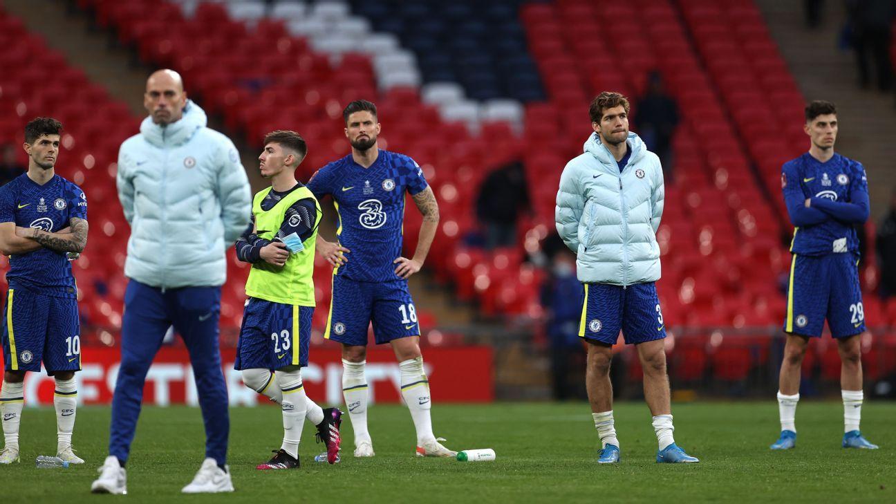 Chelsea, Tuchel falling apart with Premier League top-four race still on, Champions League final ahead