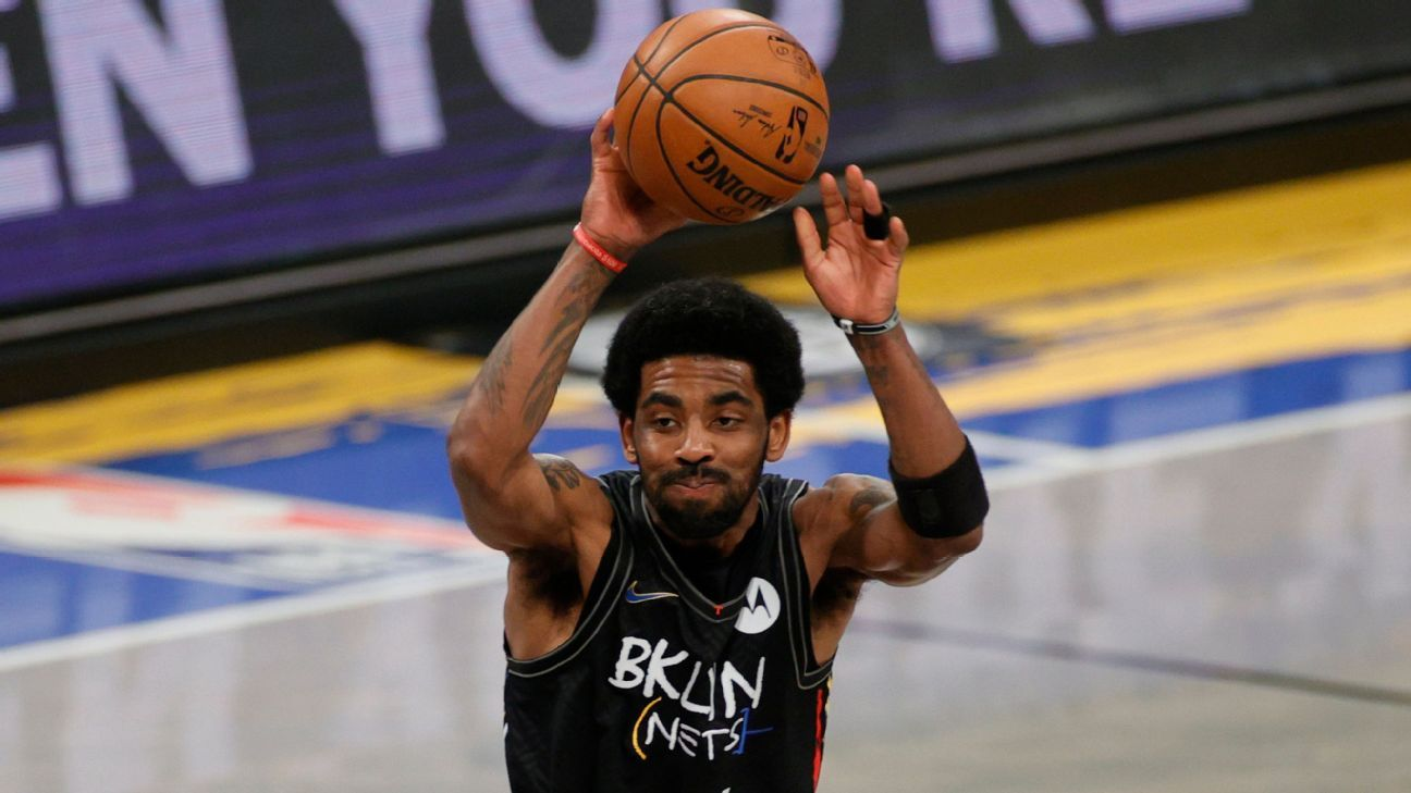 Kyrie Irving Brooklyn Nets plan to 'just keep it strictly basketball' during upcoming trip to Boston – ESPN