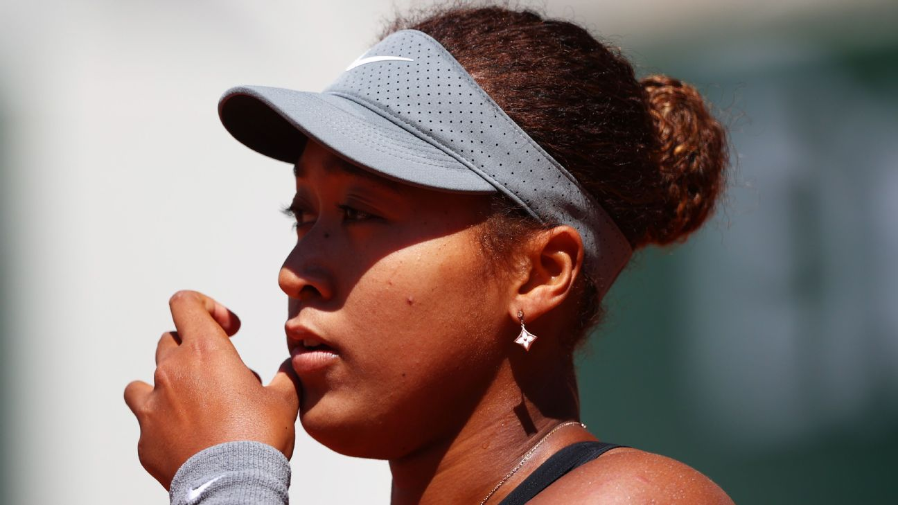 Naomi Osaka Fined ,000 for Skipping Mandatory Press Conference at French Open