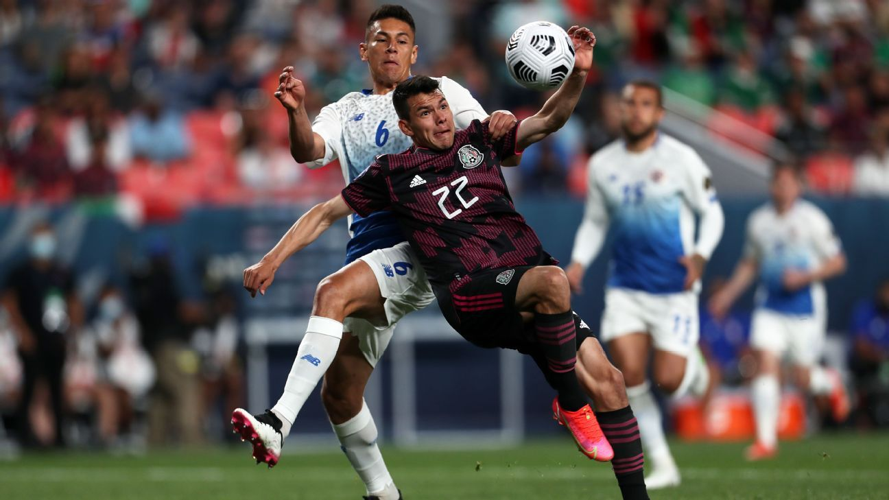 Mexico vs. Costa Rica - Football Match Summary - June 4, 2021 - ESPN