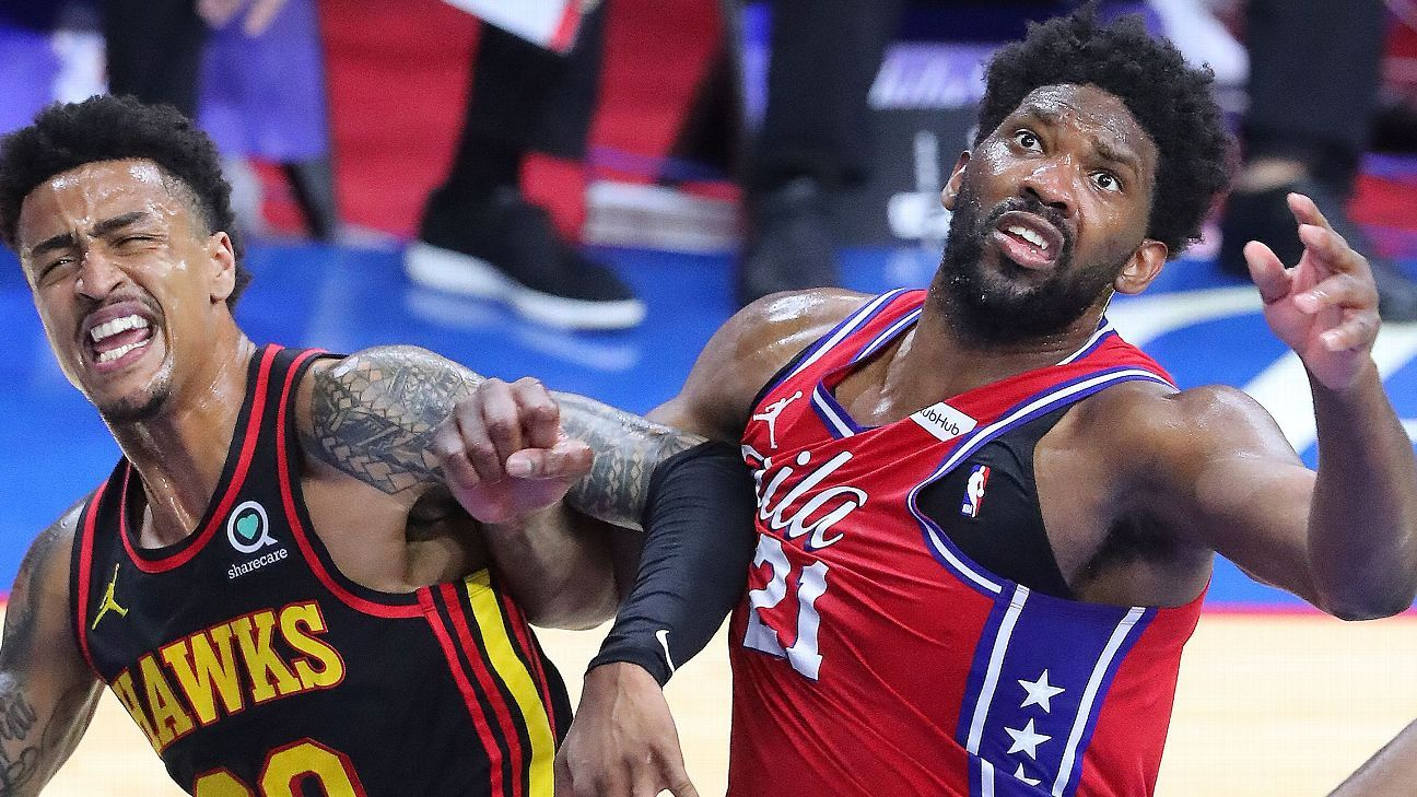 NBA insiders: The biggest conference semifinal surprises and storylines right now thumbnail