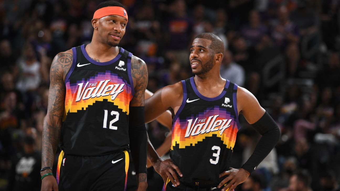 NBA playoffs 2021 – Chris Paul couldn't have drawn up a better scenario for the Phoenix Suns – ESPN