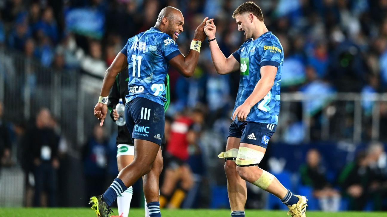Blues beat Western Force to make Super Rugby Trans-Tasman ...