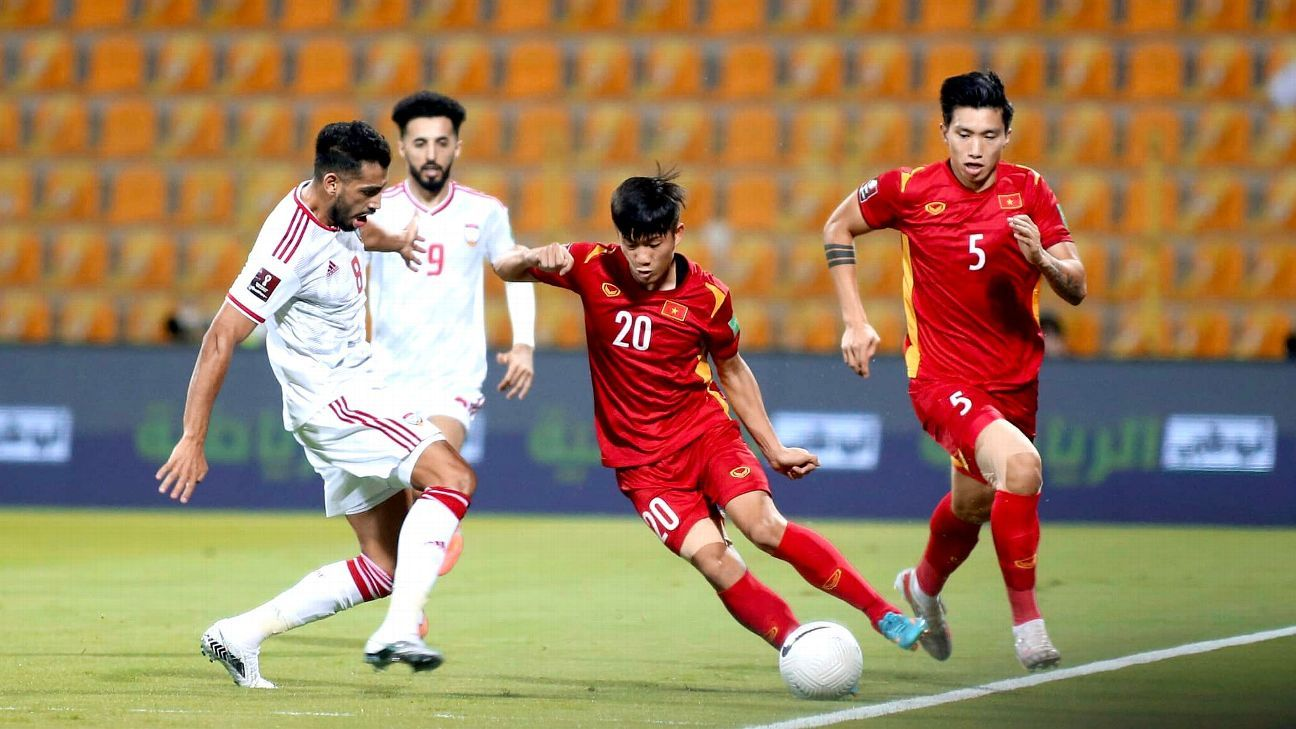 Vietnam make history in AFC World Cup qualifying