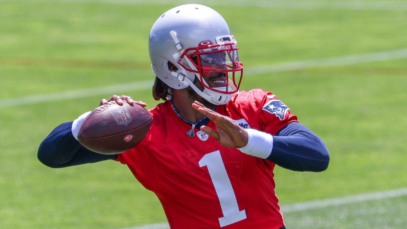 'Misunderstanding' over COVID-19 testing away from facility to keep New England Patriots' Cam Newton out until Thursday