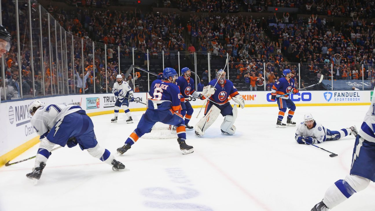 NHL Playoffs Daily: Islanders, Nassau Coliseum on the brink