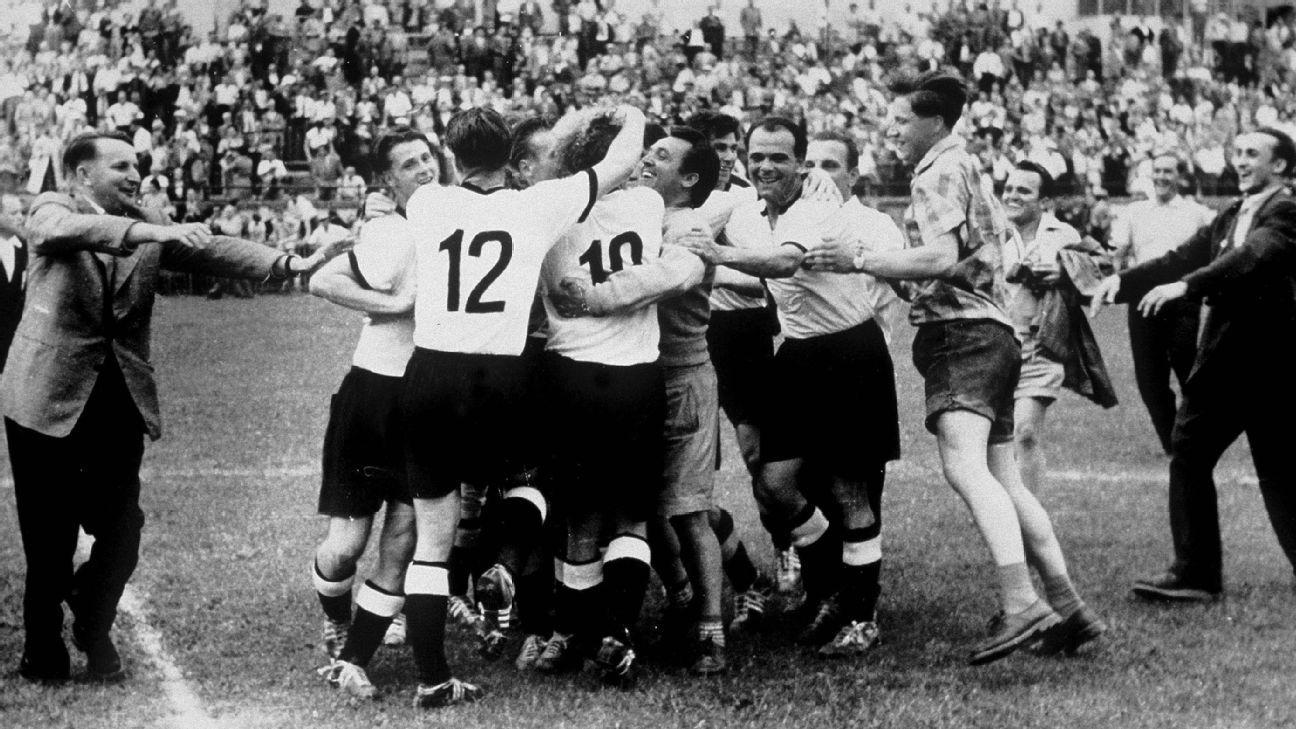 La última victoria oficial de Alemania sobre Hungría fue un 'milagro' que fue llevado al cine