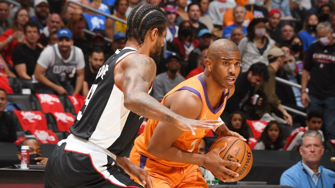 Chris Paul grateful to be back from COVID-19 absence but not satisfied with performance in Phoenix Suns' loss – ESPN