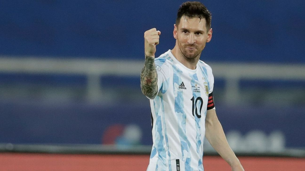 LIVE Transfer Talk: PSG trump Barcelona's Messi offer while free agent contests Copa America