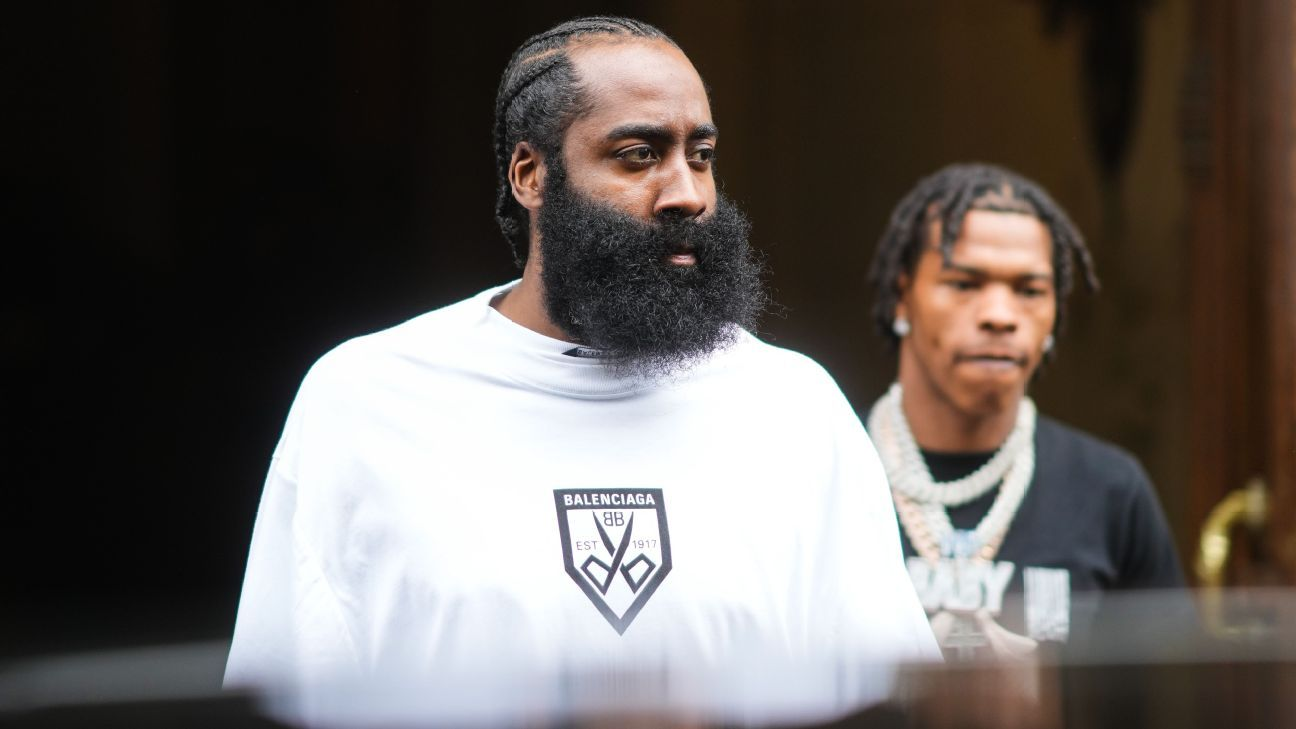Brooklyn Nets' James Harden stopped by police in Paris, not arrested