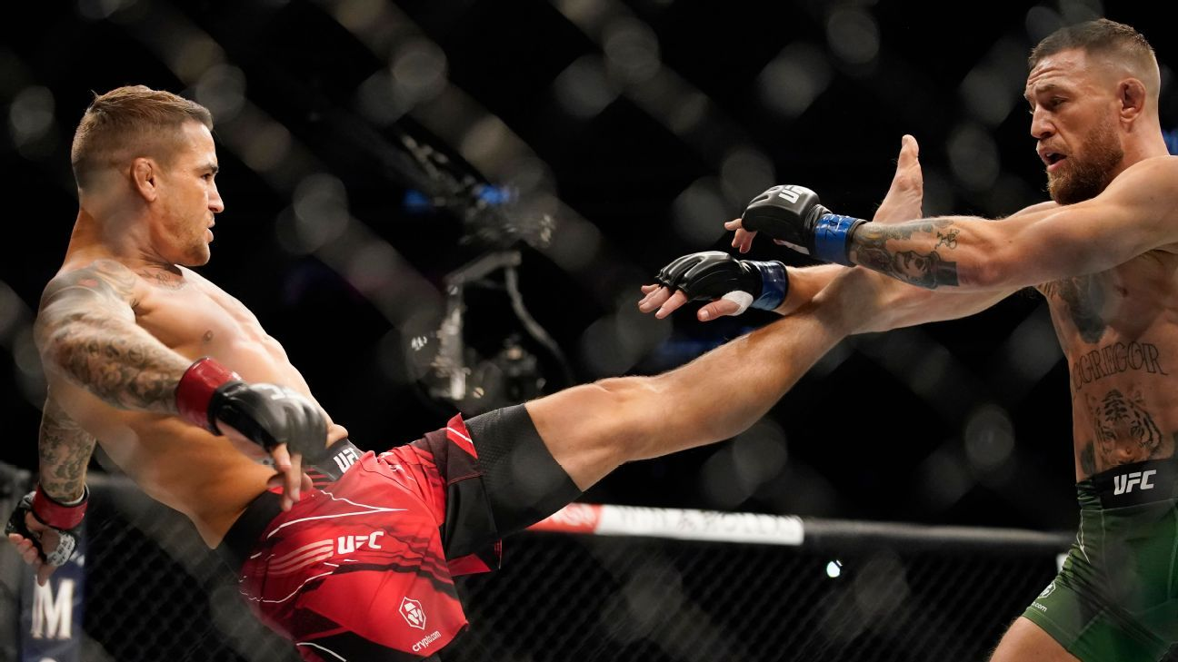 Real or Not: The old McGregor is gone forever; Poirier is top lightweight thumbnail