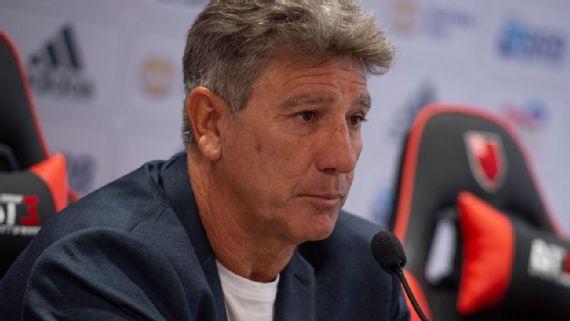 Nem JJ: Renato Gaúcho empolga no Flamengo e atinge feito inédito no século