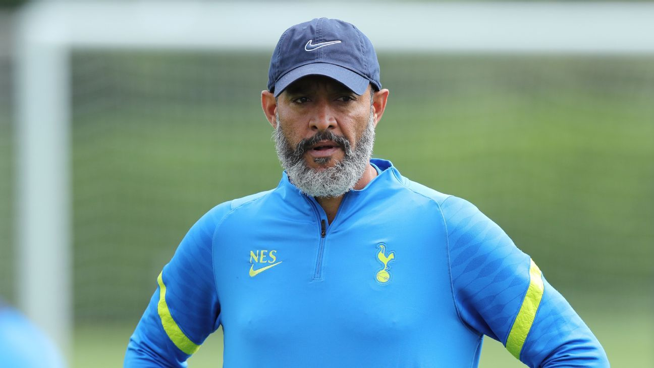 Harry Kane transfer latest: Tottenham boss Nuno Espirito Santo seeks showdown talks - ESPN