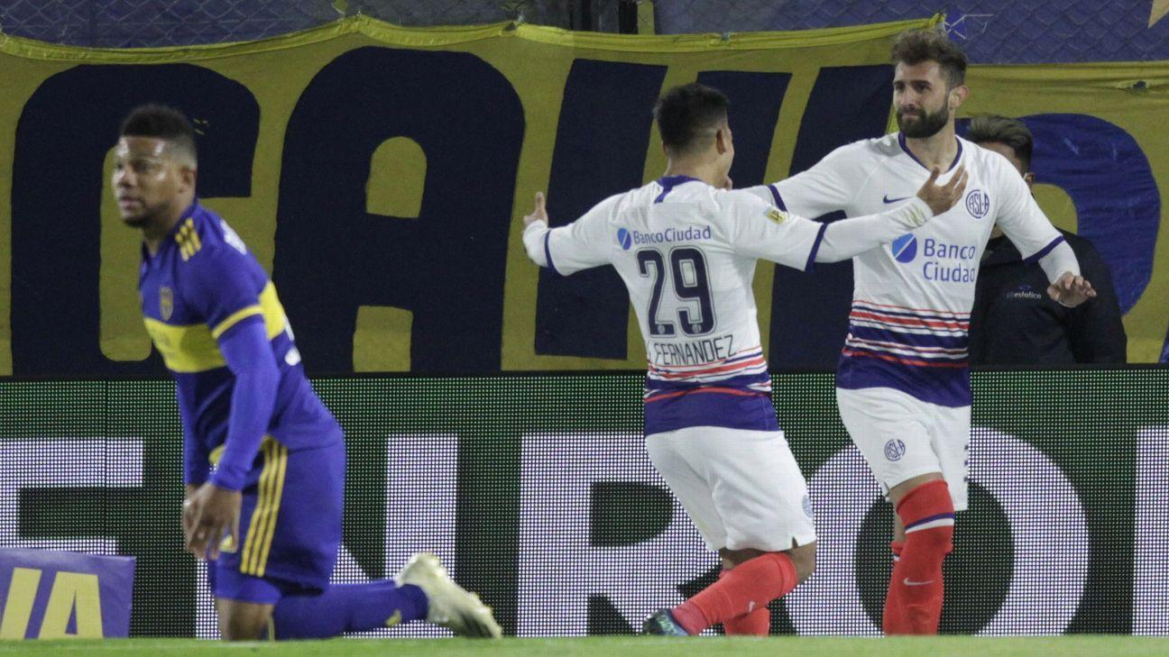 Javier Castrilli analizó las polémicas en ESPN F12: de nuevo el arbitraje perjudicó a Boca Juniors ante San Lorenzo