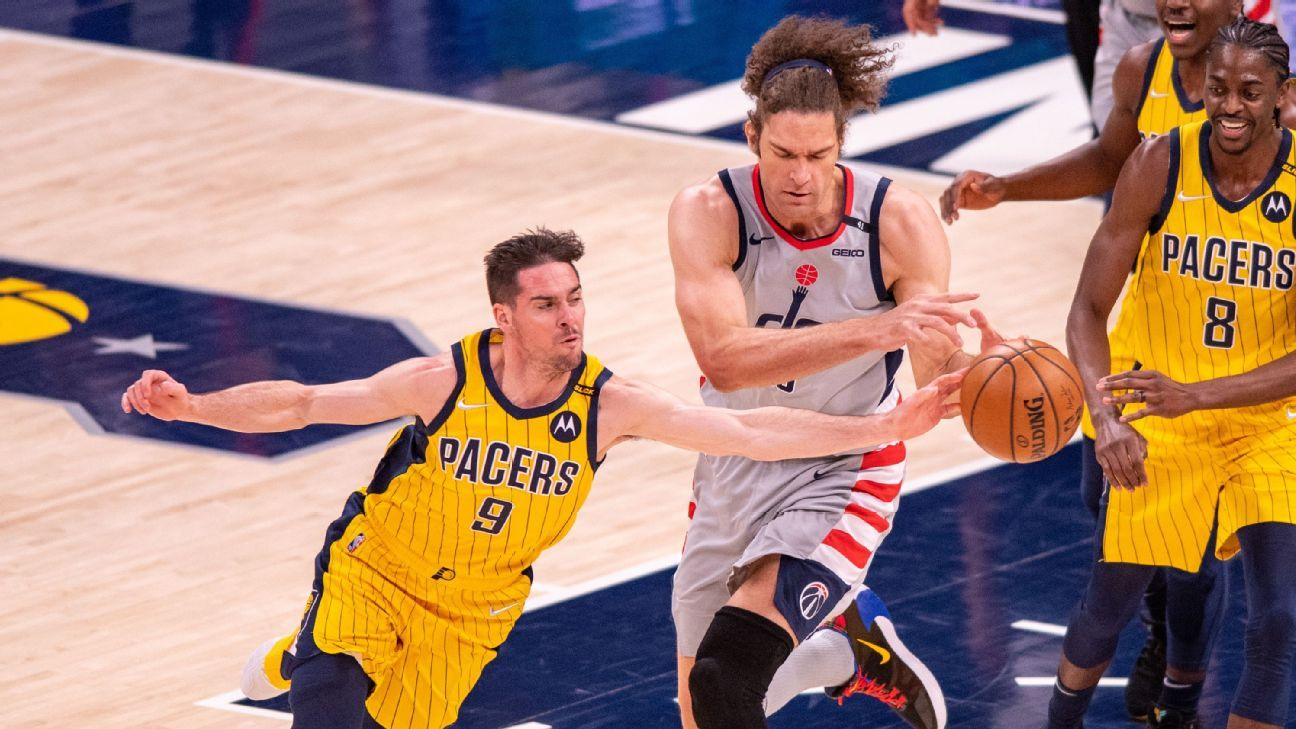 Indiana Pacers to re-sign T.J. McConnell to four-year, $35.2 million deal, agent says