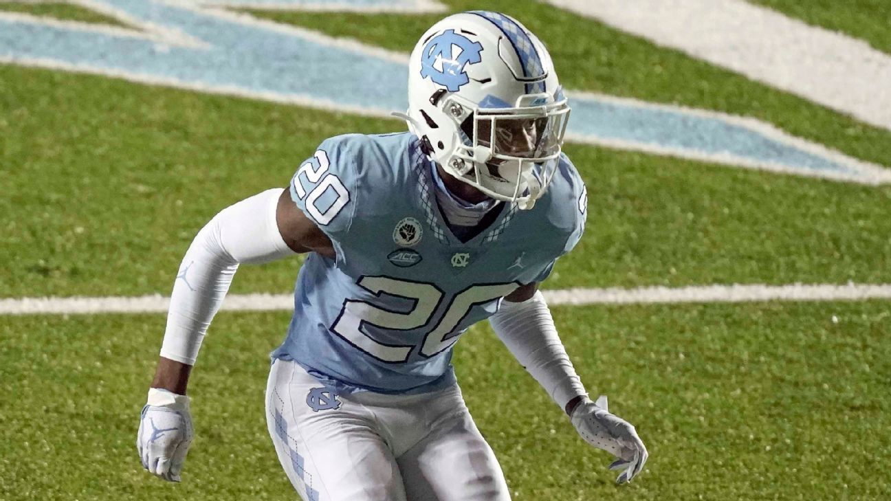 The education of Tony Grimes: How a would-be high school senior found a fit at UNC