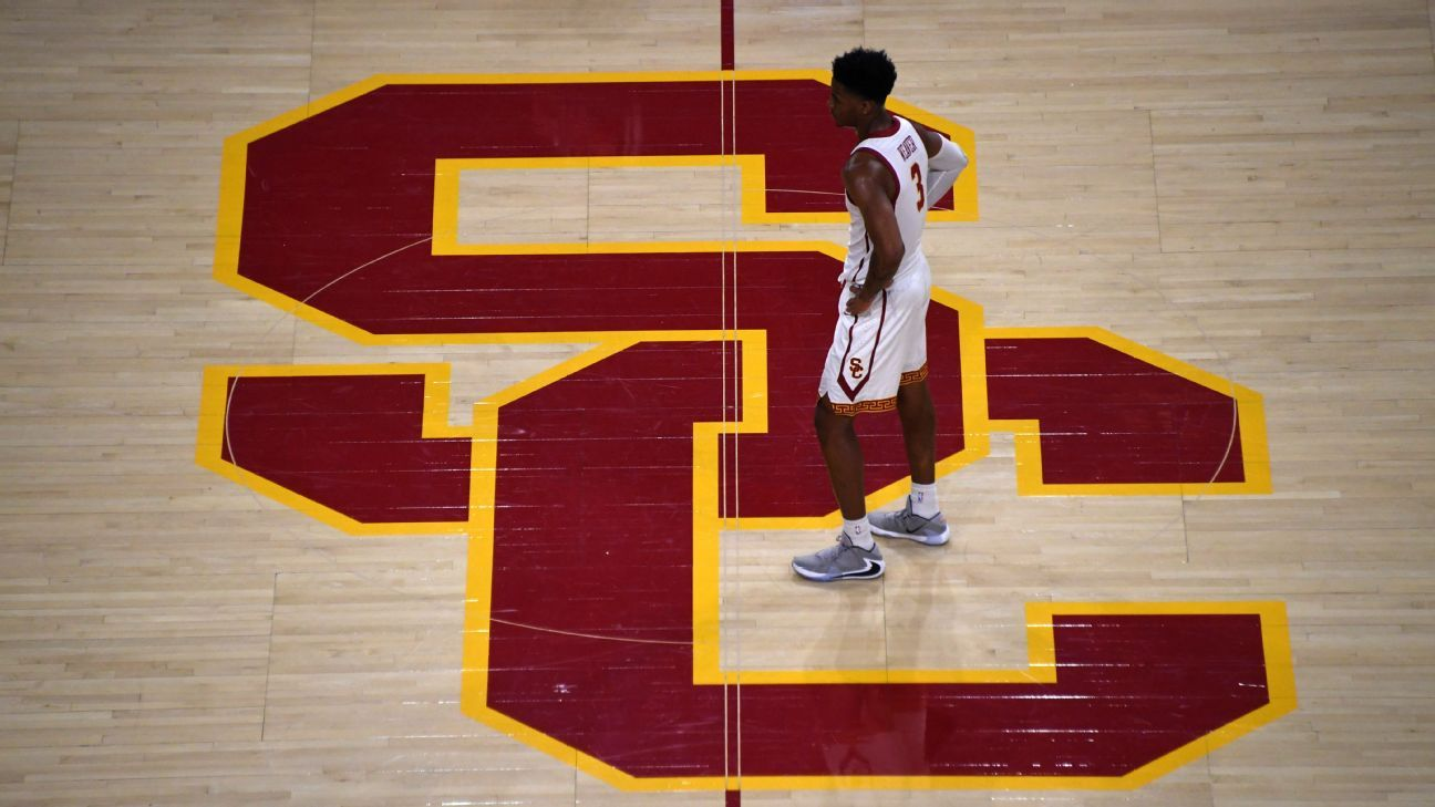 Kijani Wright, No. 16 basketball recruit in Class of 2022, commits to USC Trojans