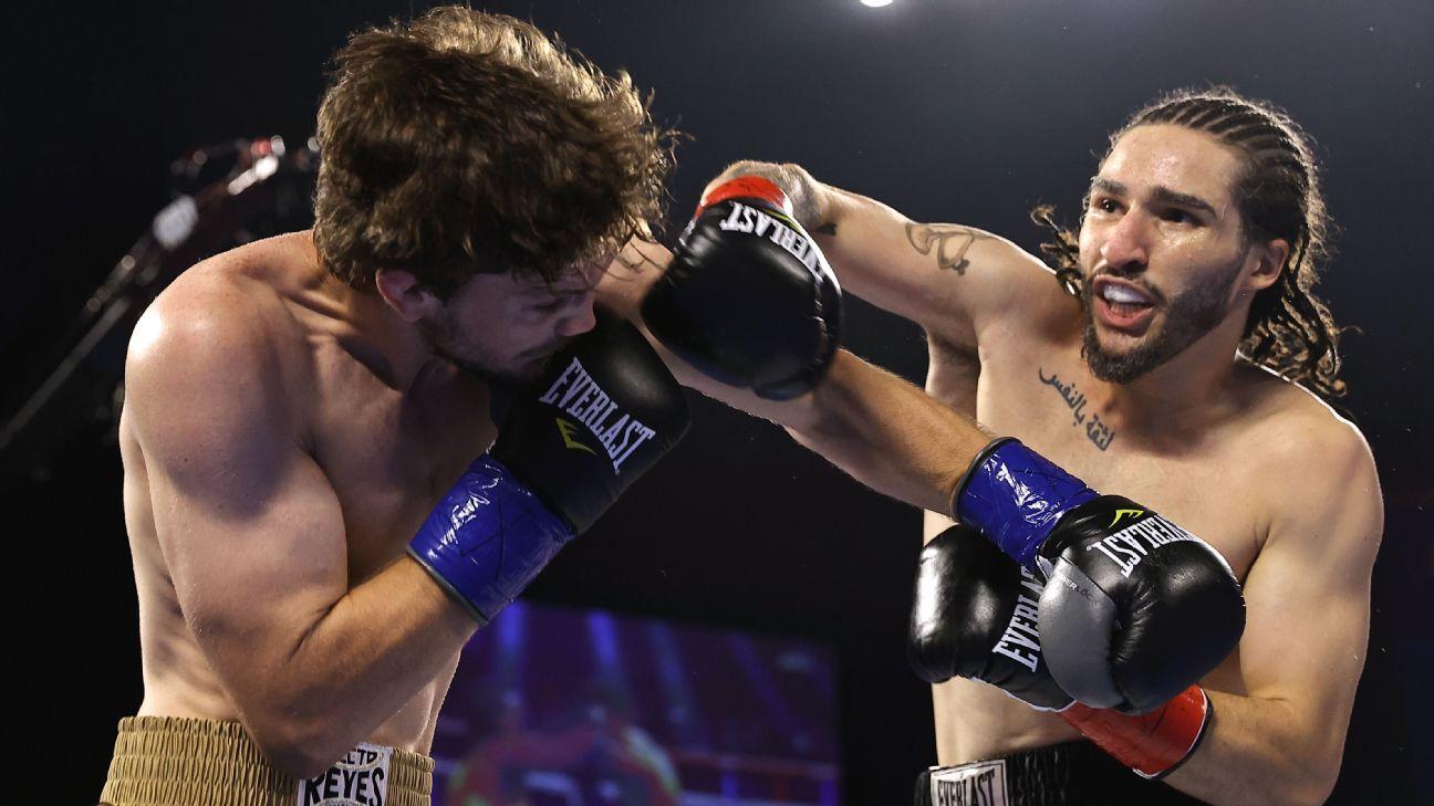 Ali's grandson scores TKO win in pro boxing debut thumbnail