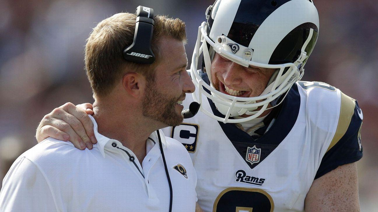 Los Angeles Rams without both punters for preseason game against Las Vegas Raiders