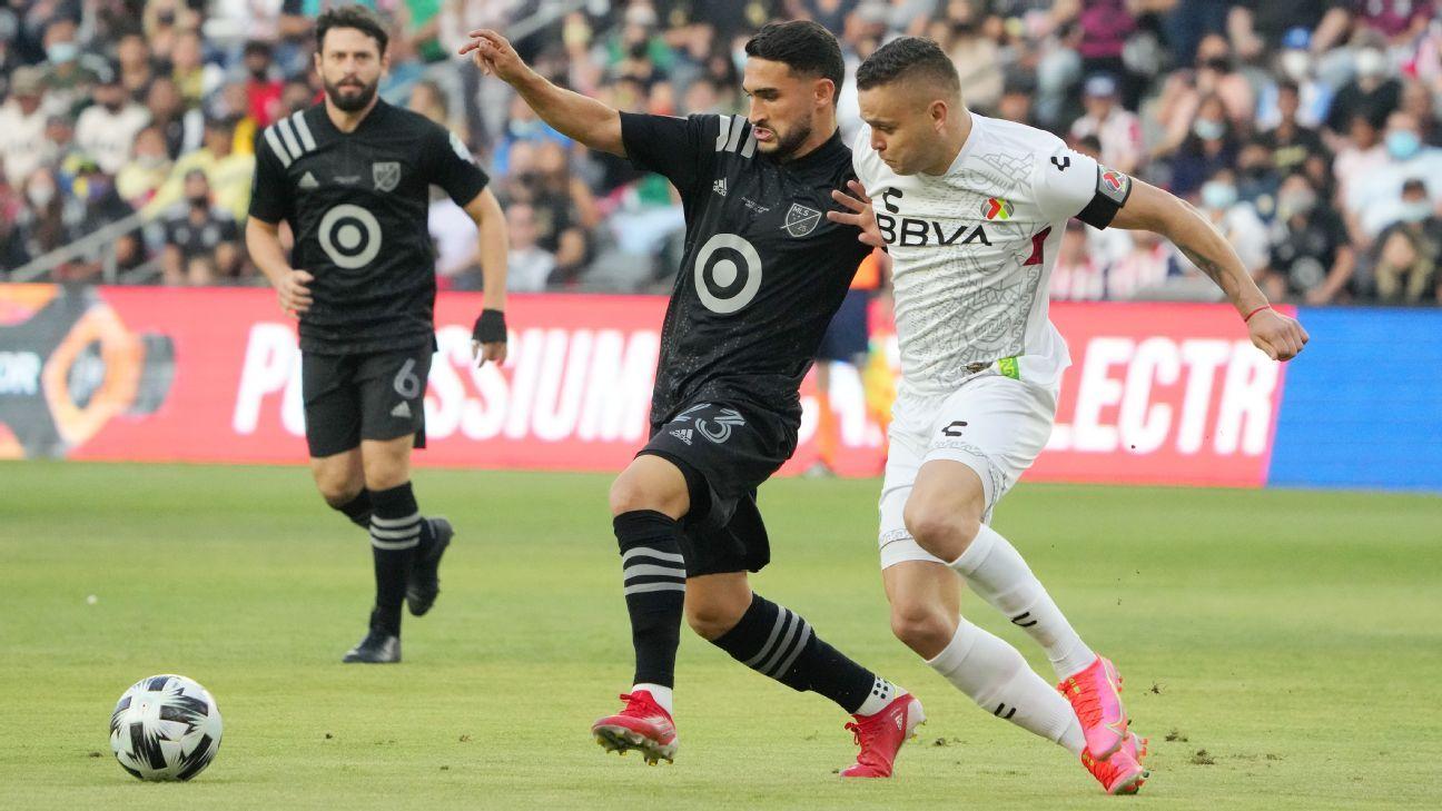 MLS, Liga MX eye World Cup-style tourney in '23