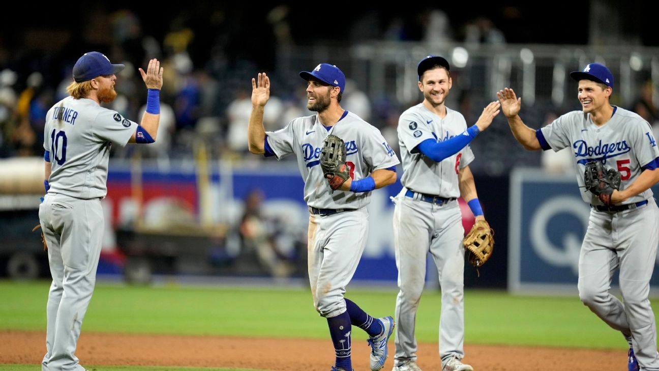 Los Angeles Dodgers give fans excuse note after epic, 16-inning win over San Diego Padres