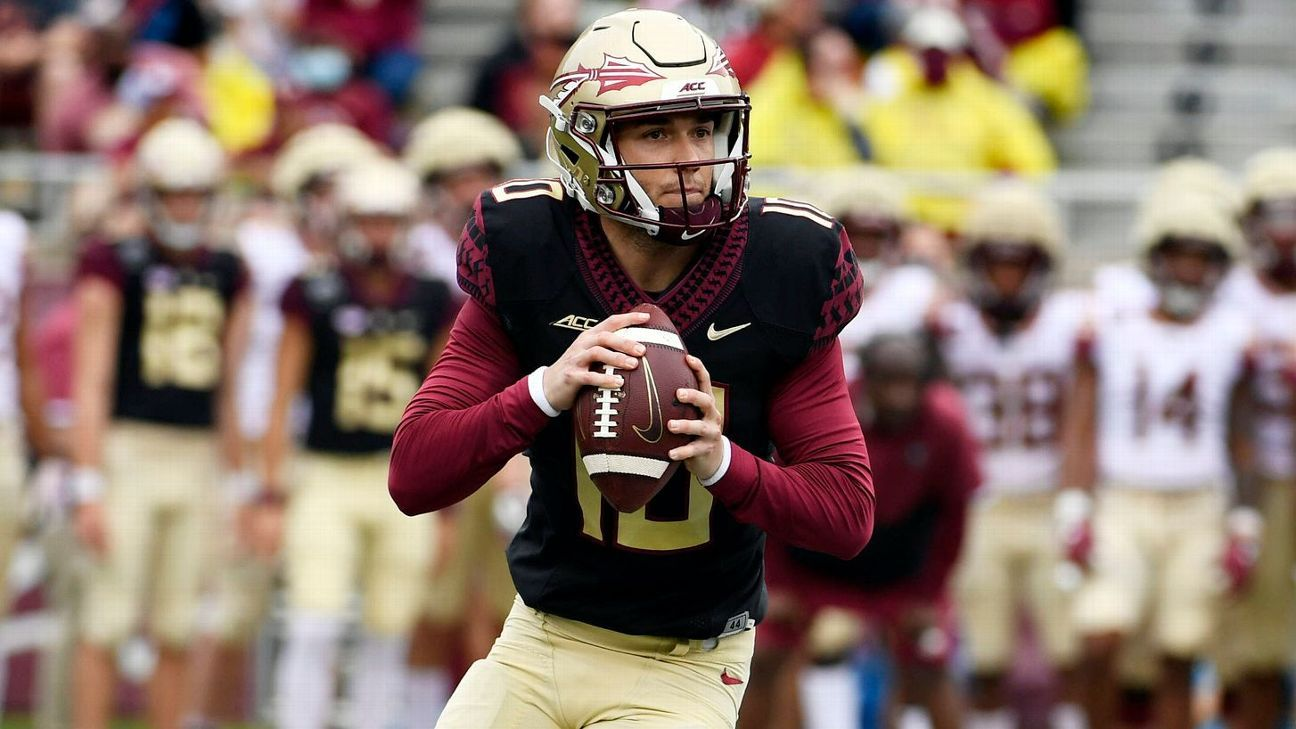 Florida State QB McKenzie Milton is finally ready for the talk to be about football, not his career-altering leg injury