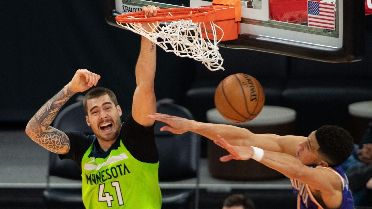 Memphis Grizzlies trade Juancho Hernangomez to Boston Celtics for Kris Dunn, Carsen Edwards, pick swap