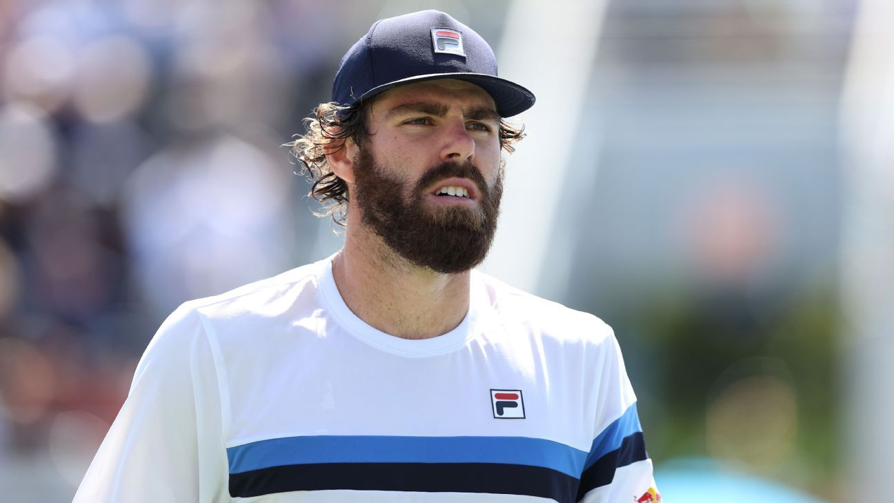 American Reilly Opelka fined tournament-high $10K for bag at US Open