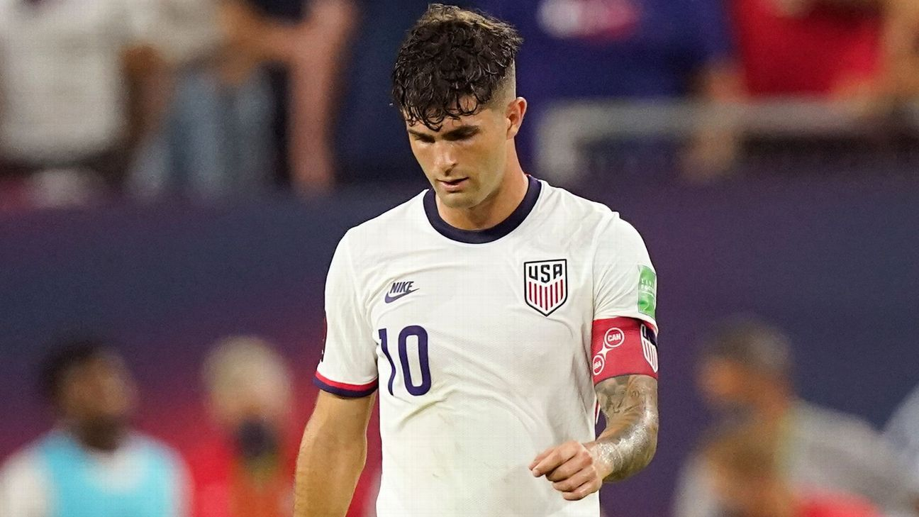 U.S. still lacks grit, resolve needed for World Cup qualification fight thumbnail