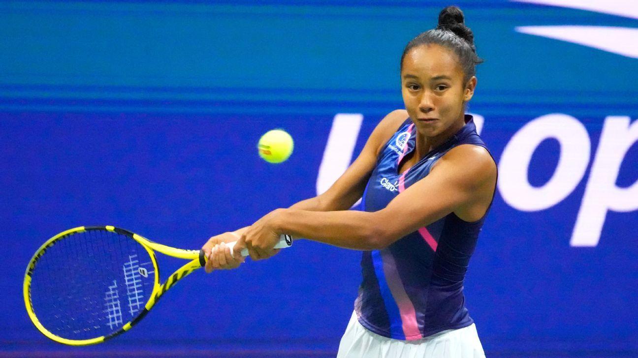Leylah Fernandez advances to US Open final with 3-set win over Aryna Sabalenka