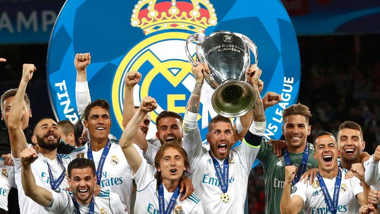 En busca de una volver a reinar en la Champions League: los equipos españoles quieren recuperar su dominio en Europa