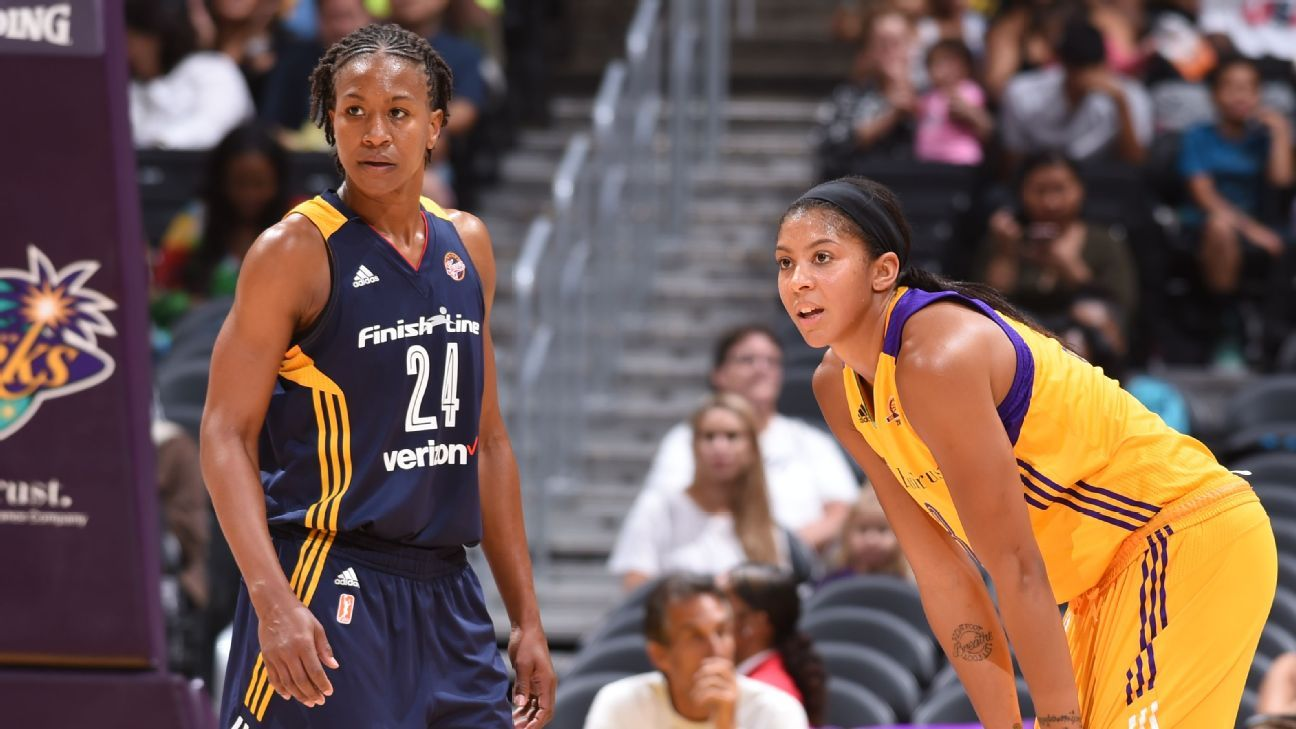 The WNBA's 25 all-time greatest players, according to the stats