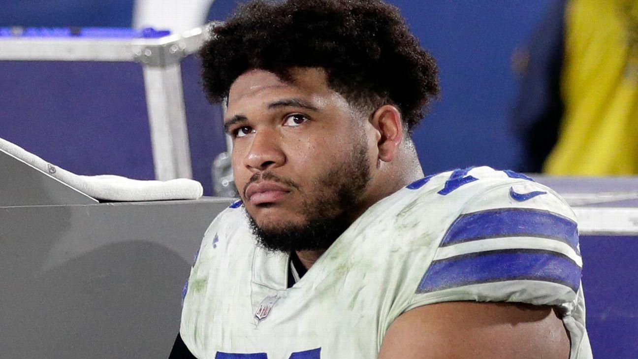La'el Collins intentó sobornar a empleado de dopaje de la NFL